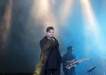 آرون افشار حضور در جشنواره موسیقی فجر را تجربه کرد/ اجرای قطعه «عاشقکش» برای اولین بار