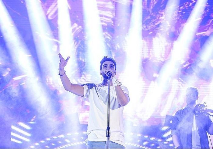 کنسرت پرهیجان خواننده «کوکِ حالم» در برج میلاد/ هیجانی که تا اجرای آخرین قطعه فروکش نکرد