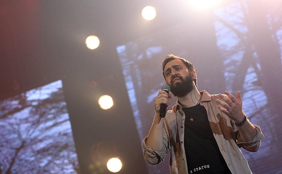 مهدی یراحی به صحنه کنسرت بازگشت