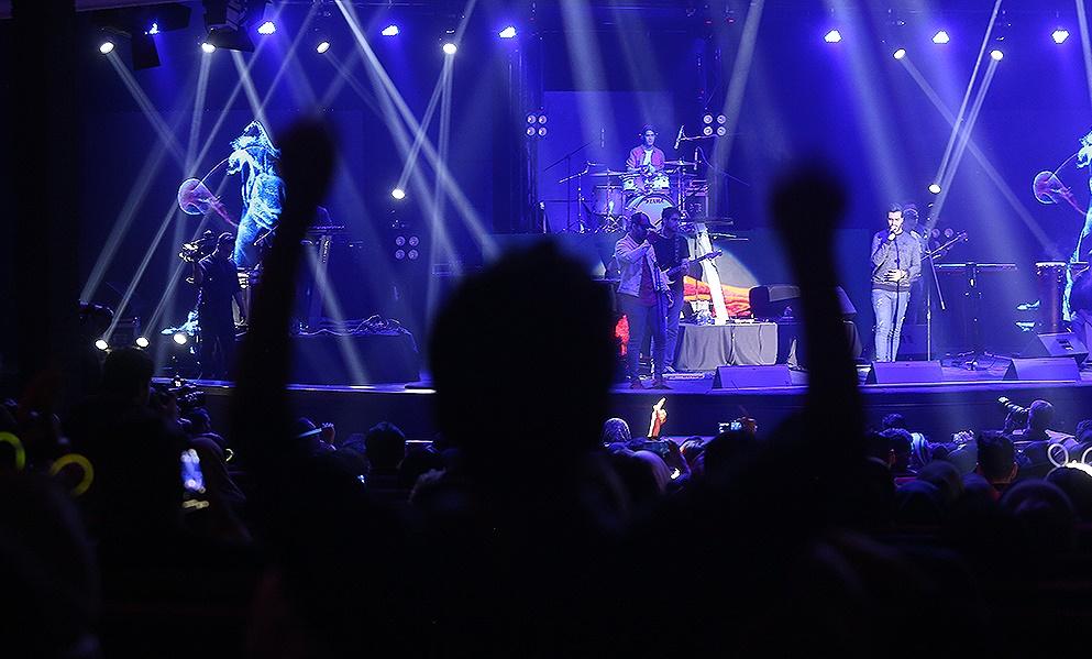 خواننده پاپ رکورددار جشنواره موسیقی فجر چه کسی است؟