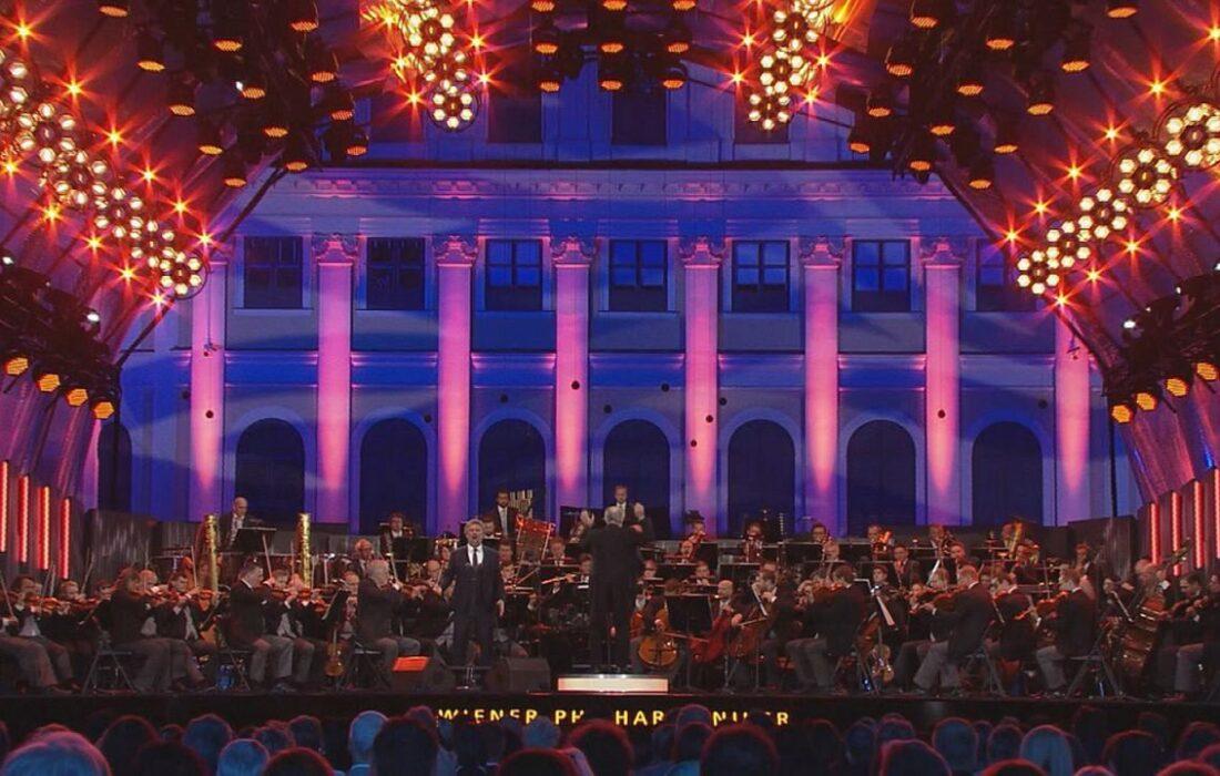 برگزاری کنسرت «جوناس کافمن» در باغ «شونبرون»