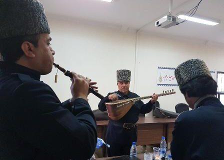 آواها و نواهای رضوی در شهرستان اسلامشهر طنين انداز شد