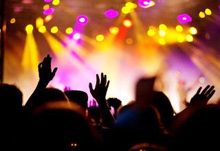از سرگیری تور کنسرتهای پاپ