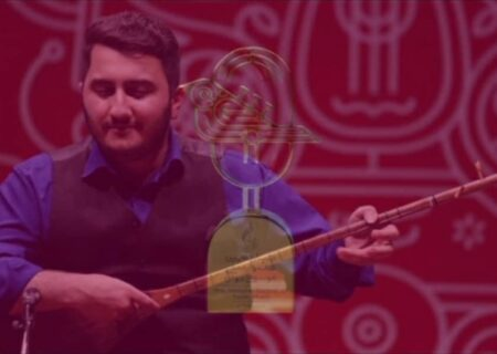 درخشش دوتارنواز مازندرانی در جشنواره ملی موسیقی جوان