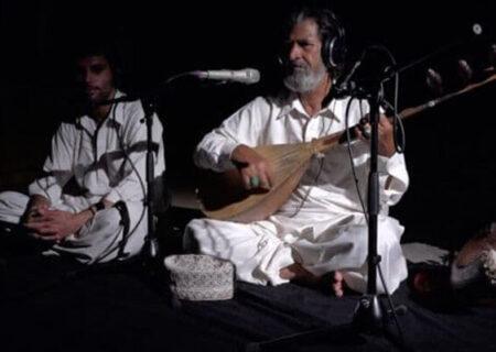 آلبومی از موسیقی نواحی سیستان و بلوچستان