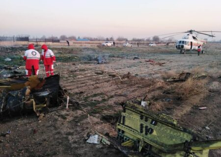 همدردی هنرمندان با بازماندگان حادثه هواپیمایی اوکراین