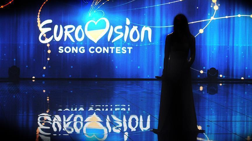 «باربارا پراوی» در مسابقه آواز یوروویژن