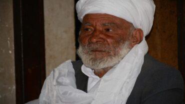 استاد براتعلی ابراهیمی دار فانی را وداع گفت