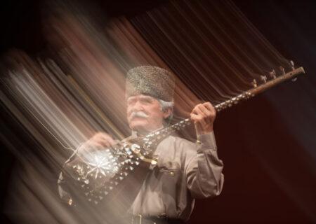 موسیقی عاشیقی میراثی گرانسنگ و برخاسته از دل هنرمندان است