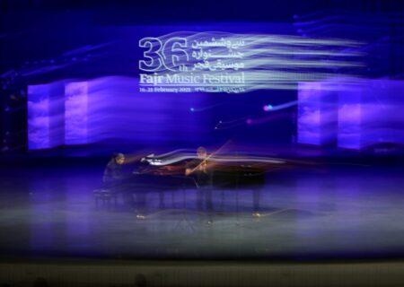 آمار مخاطبان ششمین روز جشنواره موسیقی فجر