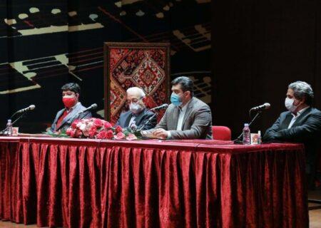 نشست رسانهای جشنواره موسیقی فجر برگزار شد
