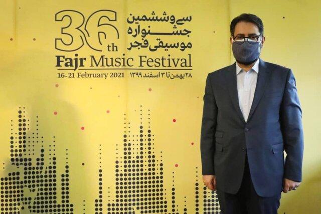پیام معاون امور هنری وزارت ارشاد به جشنواره فجر