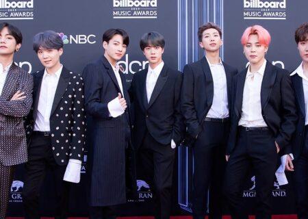 BTS پرفروش ترین چهرهی موسیقی 2020