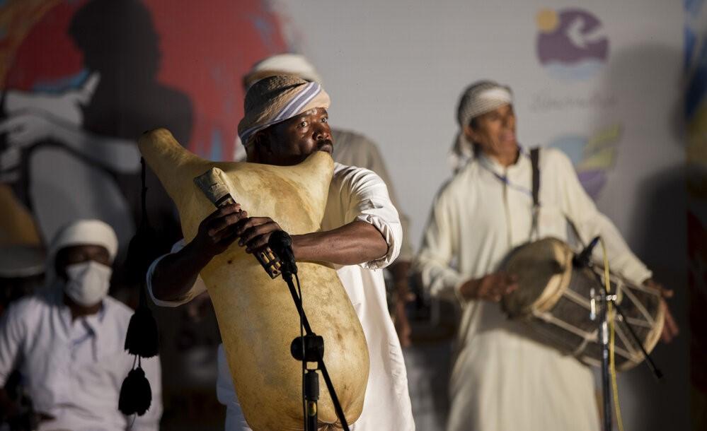 نخستین جشنواره بین المللی موسیقی نی انبان به پایان رسید