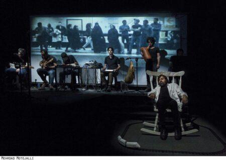 کنسرت آنلاین گروه «اتاق»