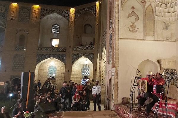 موافقت با استمرار فعالیت جشنواره موسیقی نواحی در کرمان