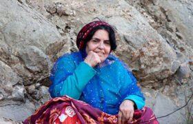 ساخت مستند زن آوازه خوان قشقایی