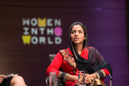 خواننده رپ افغان جایزه آزادی گرفت