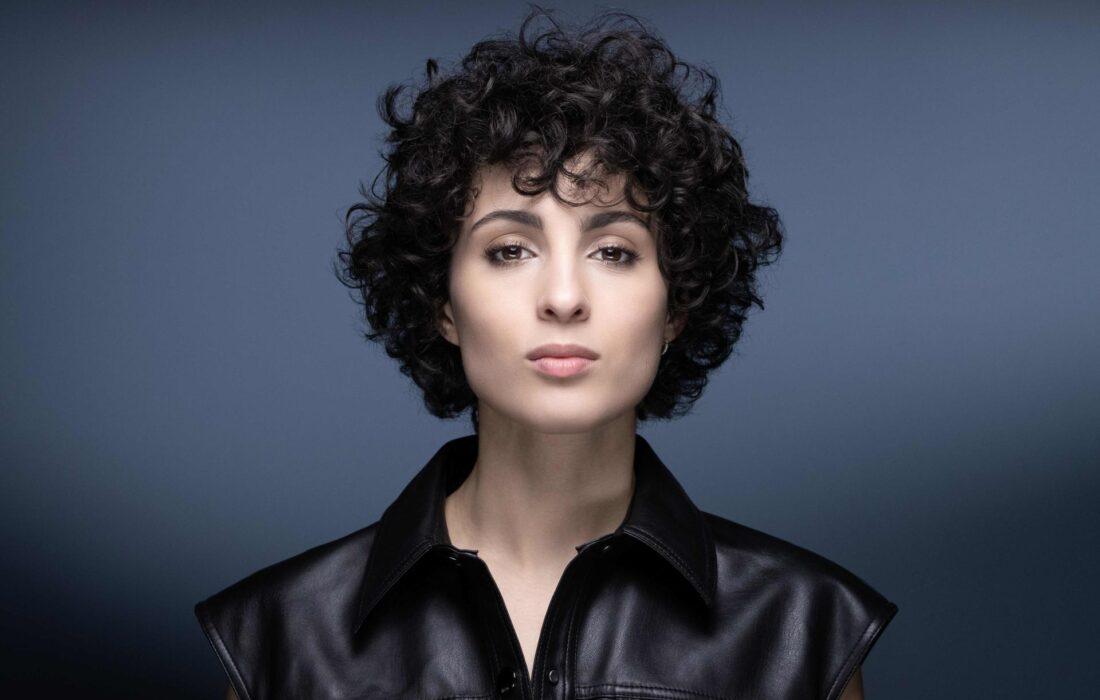 درخشش دختر ایرانی تبار در یوروویژن