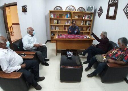 بازگشایی دفتر انجمن موسیقی بوشهر پس از چهار سال