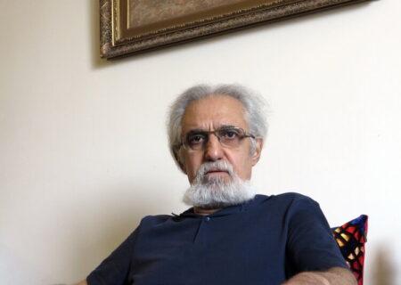 مسعود شناسا هنرمند پیشکسوت در بیمارستان بستری شد
