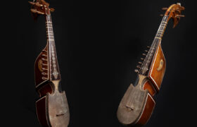 سازهای رُباب «سوپرانو»، «آلتو» و «باس»
