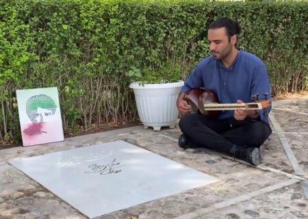 «علی قمصری» برای محمدرضا شجریان مینوازد